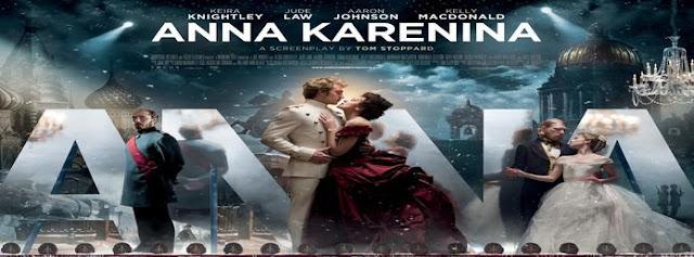 Anna Karenina Facebook cover