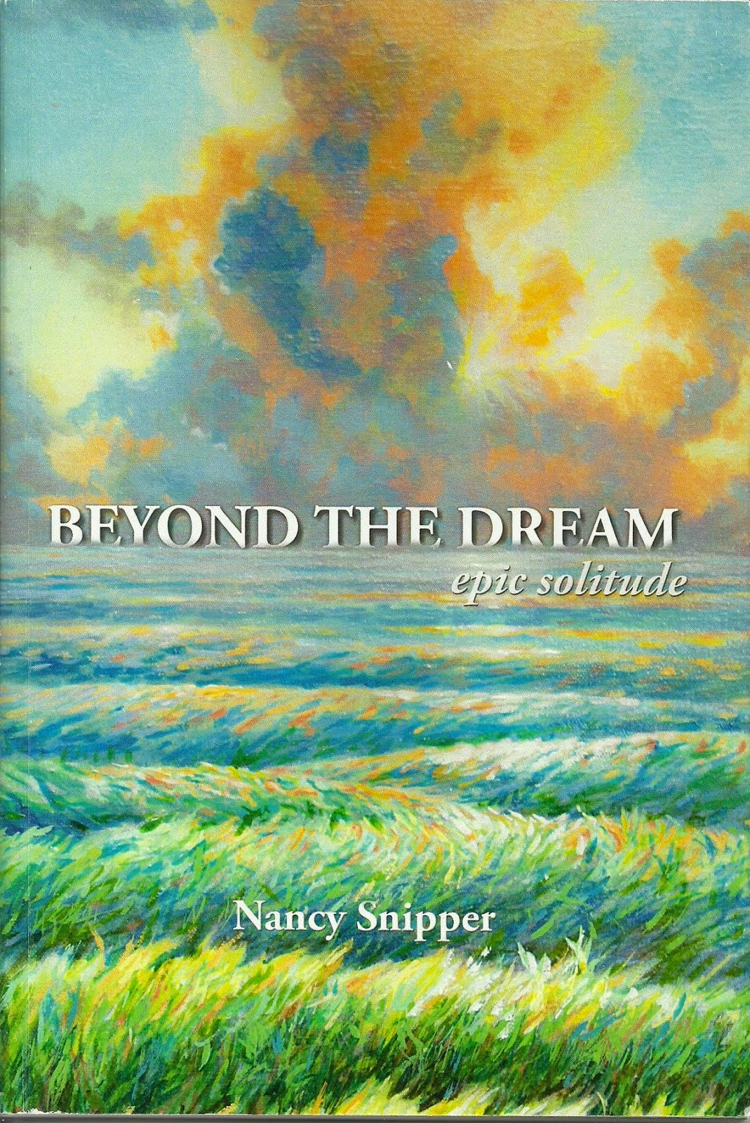 "Nancy's Book ""Beyond the Dream"" sold @ Paragraphe Bookstore, 2220 ave McGill College Montreal"