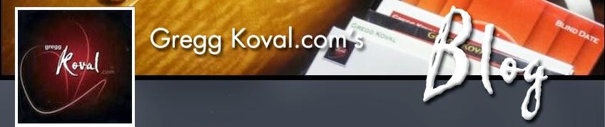 Gregg Koval.com's Blog