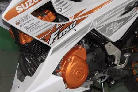 Suzuki Satria terbaru 2015