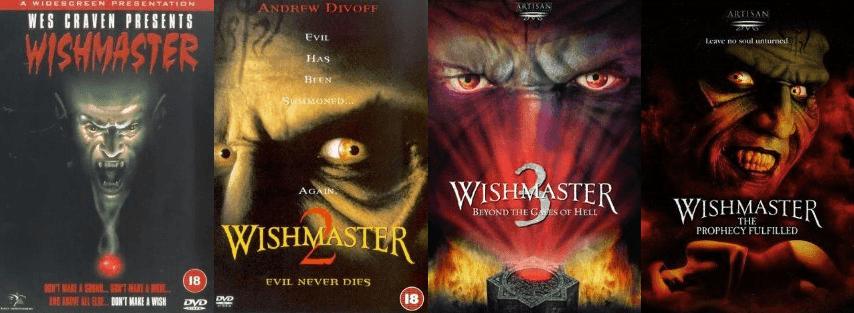 Filme O Mestre Dos Desejos - Todos os Filmes  Torrent