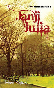 Novel JANJI JULIA -One Nusantara