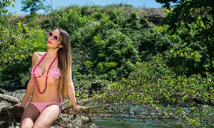bikini vichy