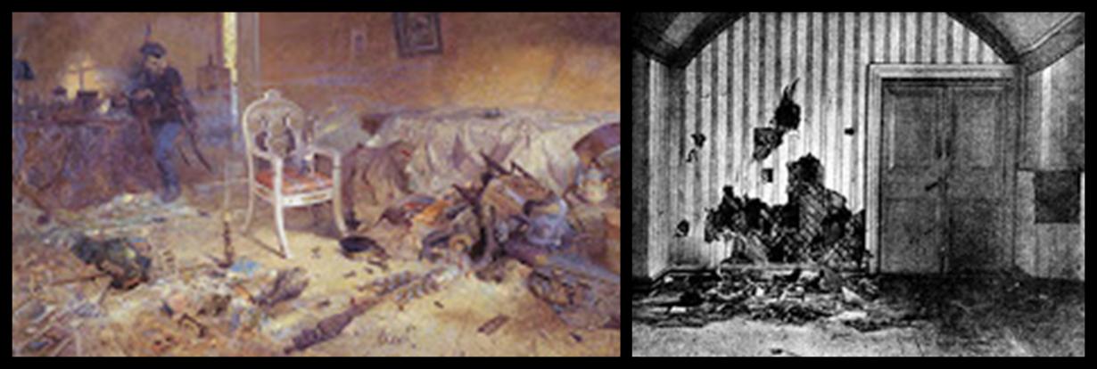 Histori k la muerte de los zares de rusia for Cuarto kazekage muerte