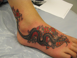 best dragon tattoos photos