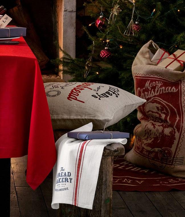 Decorazioni natalizie H&M 2014