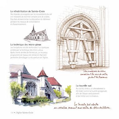 Réhabilitation de l'église Sainte-Croix
