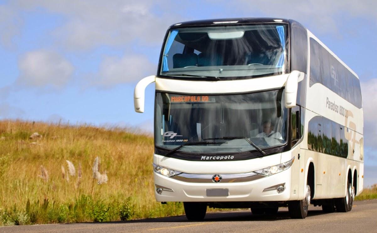 Neumáticos Sancar: Que tan seguros son los buses de 2 pisos?