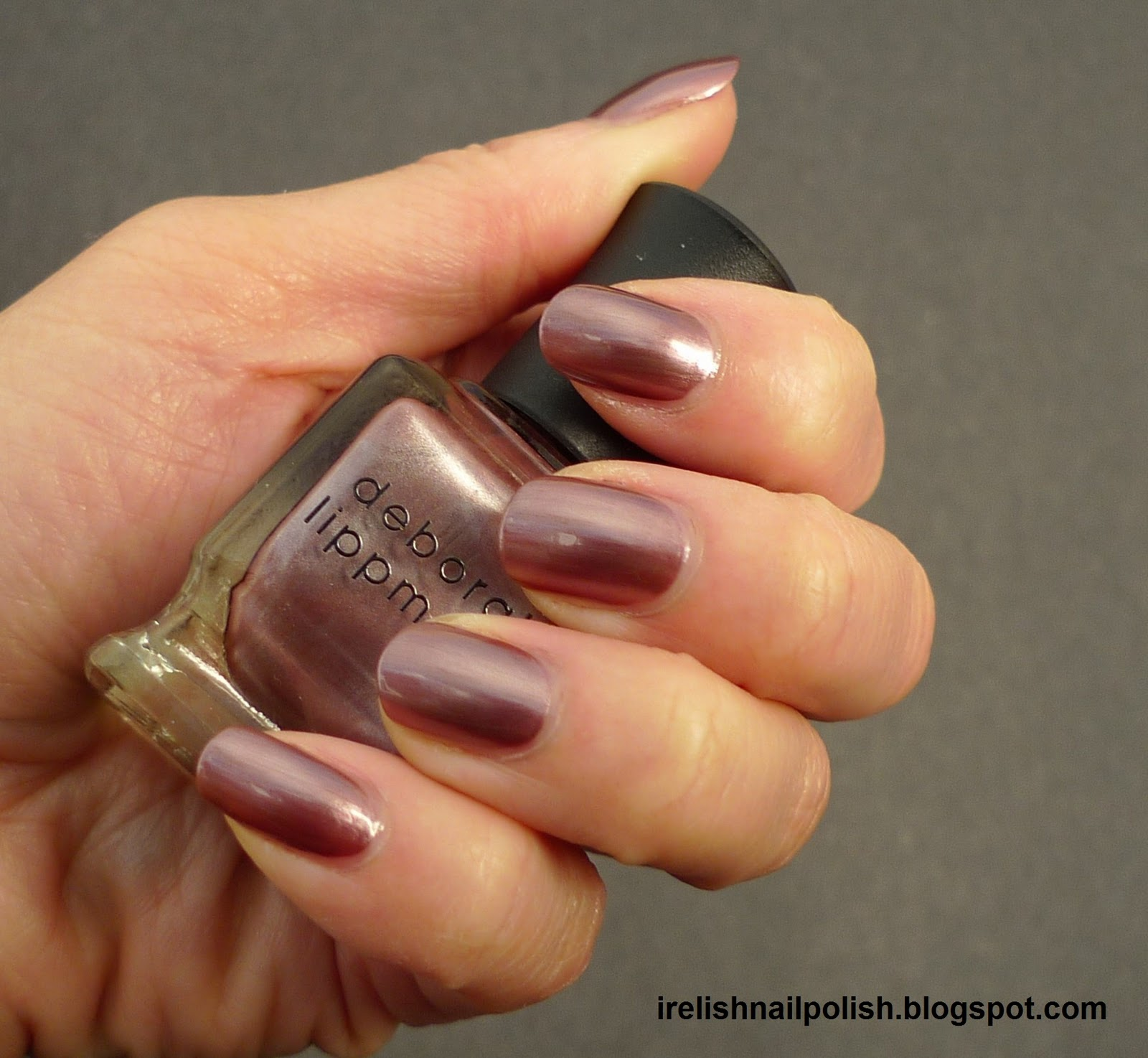 I Relish Nail Polish!: Deborah Lippmann - Sweet Spot