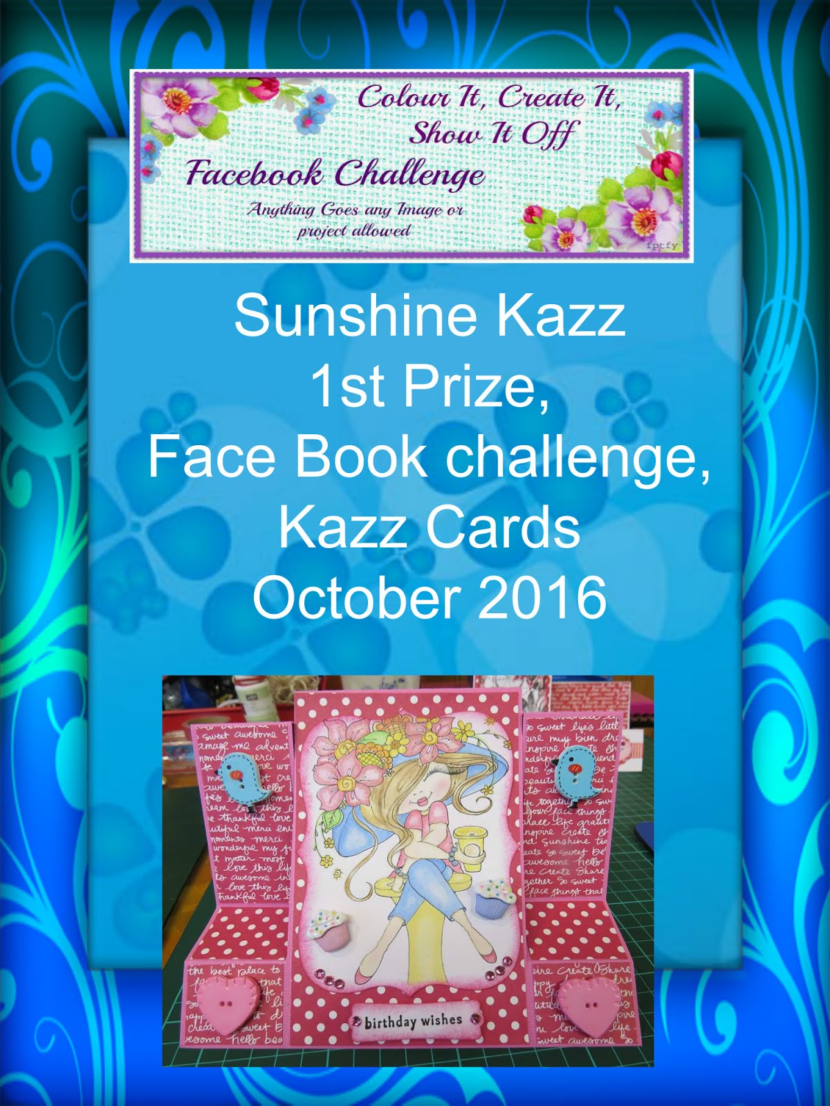 Face Book Challenge