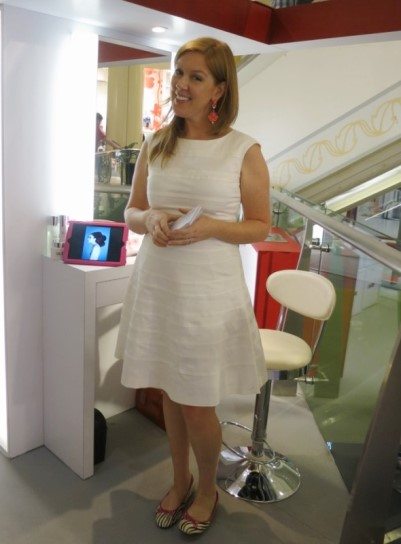 sk-ii celebrity make-up artist andrea claire