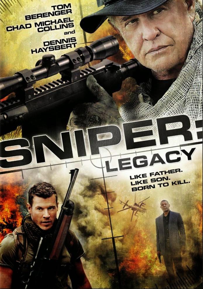 Sniper: El legado