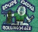Equipe Escova de Rollingskate