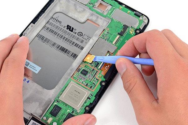 Nexus 7 la nueva tablet de Google por dentro