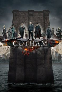 Gotham 5ª Temporada Torrent - WEB-DL 720p/1080p Legendado