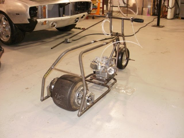 Co Dragster Race Cars