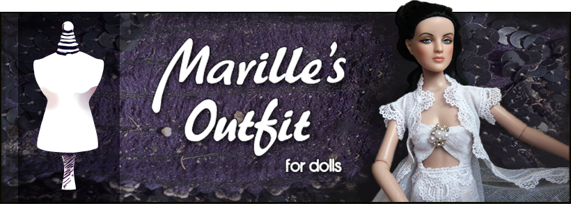 Marille's outfit for dolls