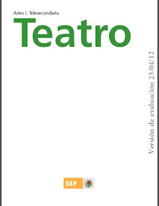 ARTES: TEATRO