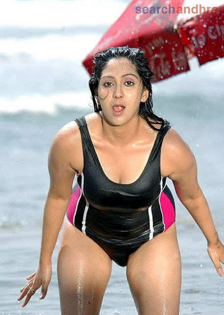 Actress Ankitha in Bikini Pictures - Sri Lankan Models And Actress