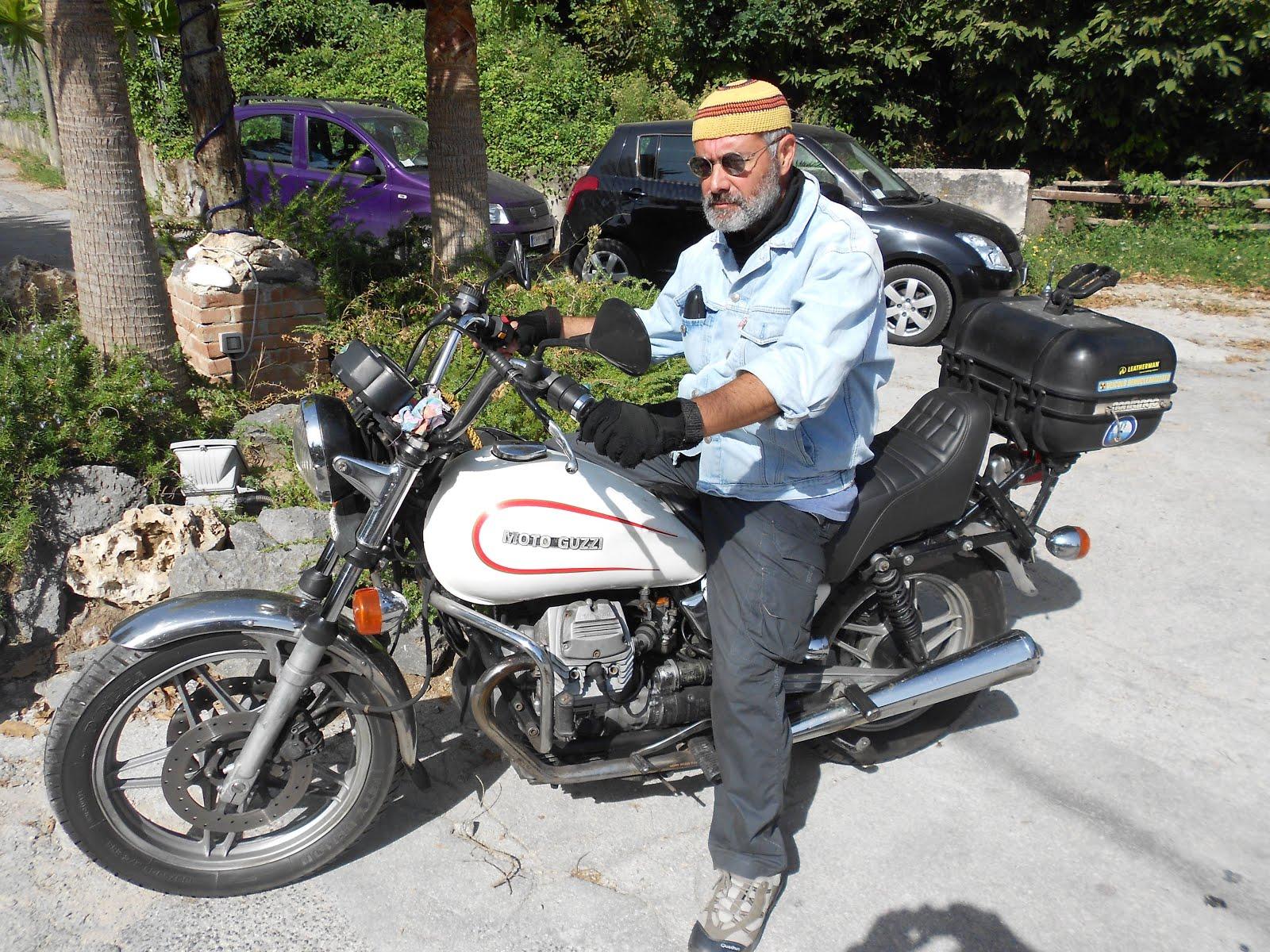 In Moto Guzzi