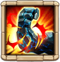Bakat (Talent) Kulit Batu (Stone Skin) - Castle Clash : Era Legenda (Konflik Kastil)