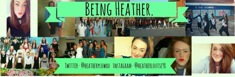 Being Heather