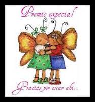 regalo que me da mi querida amiga Maria Luisa
