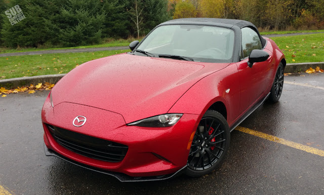 2016 Mazda MX-5 Miata Club - front