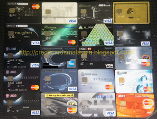 Click here for guide to My Credit Cards Articles