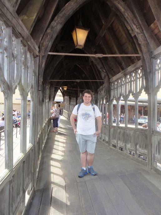 A Ponte de Hogwarts - Visitando os Estúdios de Harry Potter em Londres