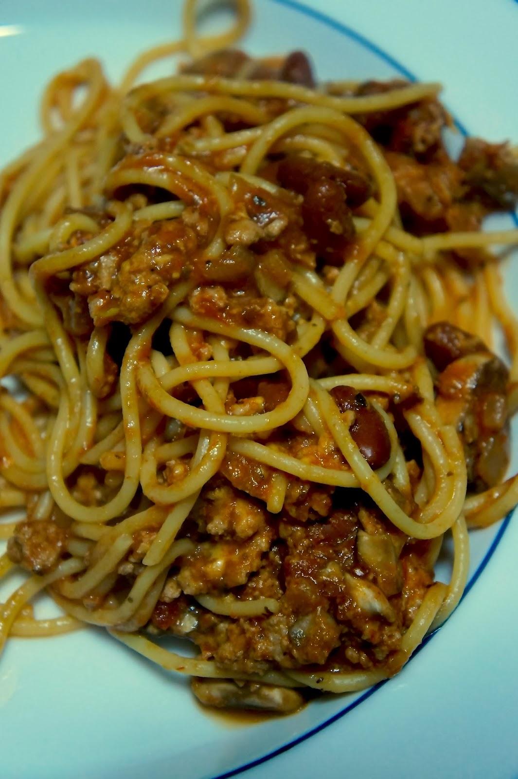 Savory Sweet and Satisfying: Cincinnati Chili with Pasta