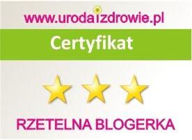 Certyfikat/Ania