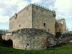 Castillo de Hormaza de los Señores de  Castañeda.