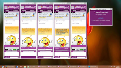 Multiple Yahoo Messenger