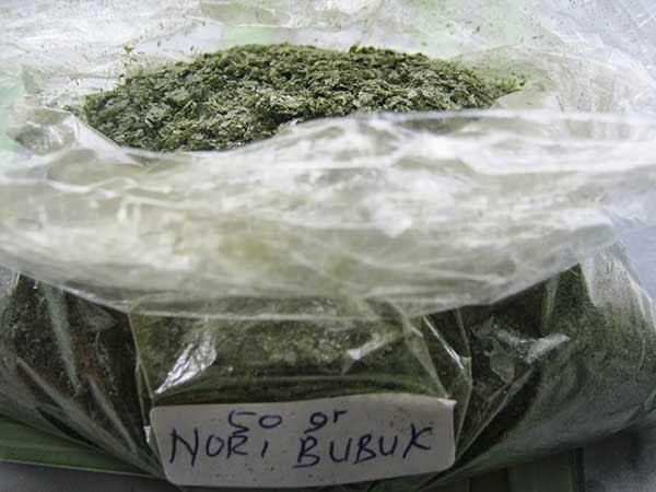 Nori Bubuk Seaweed