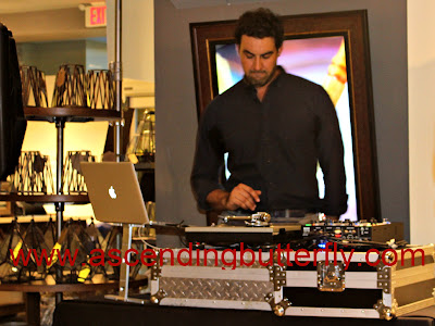 DJ at Cost Plus World Market Press Media Preview Event for the New York City Store Grand Opening