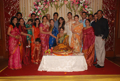 Aishwarya Rai's sister marriage photos