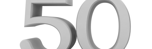 Os 50 maiores influenciadores das redes sociais