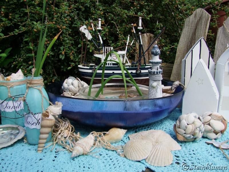 Maritime Sommerdeko