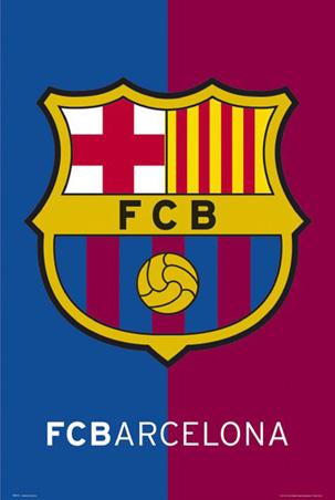 SML_barcelona-football-club-badge-fc-barcelona-poster art graphics,
