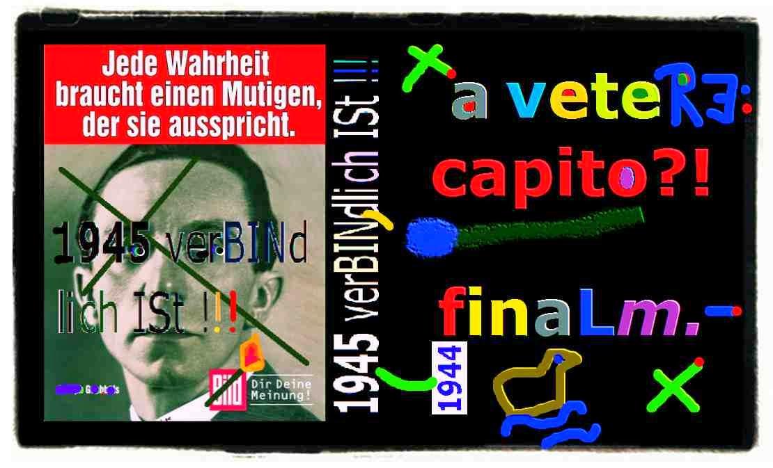 faschismus der frauen in deutschland des angehenden 21. jhrh DGR mischa vetere bild wallraff wulff