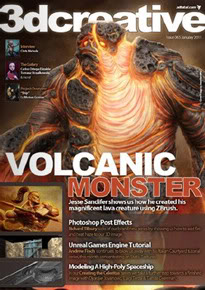 3DCreative Magazine Issue 65 January 2011