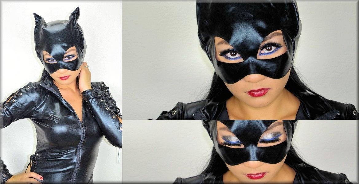 ✿ APRILATHENA7✿: Catwoman Makeup Tutorial