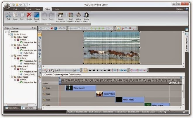 video editor trial