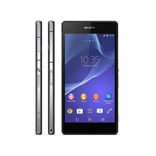Harga Dan Spesifikasi Sony Xperia Z3 Black