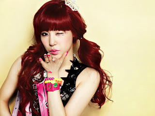 SNSD Girls Generation Tiffany (티파니; ティファニー) Wallpaper 4