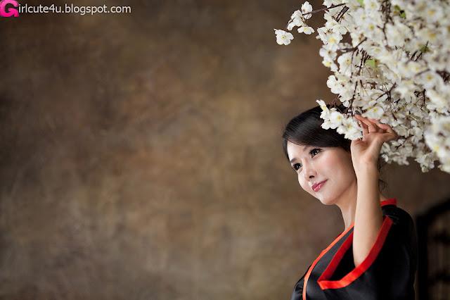 3 Cha Sun Hwa - Samurai Girl-very cute asian girl-girlcute4u.blogspot.com