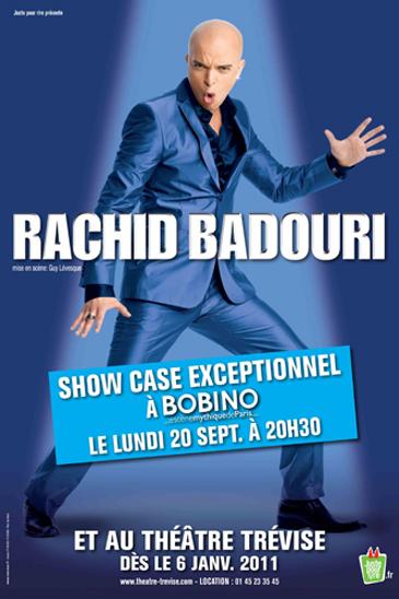 Rachid Badouri - Arrête ton cinéma
