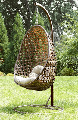 Hanging Patio Furniture Pod