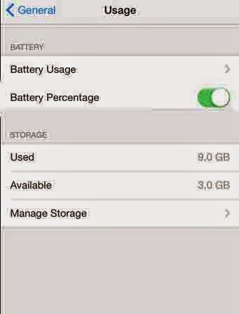 How to Turn On Battery Percentage in iPhone